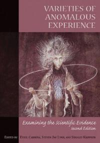 Varieties of Anomalous Experience