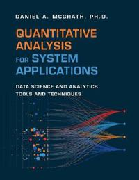 Quantitative Analysis for System Applications