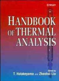 Handbook of Thermal Analysis