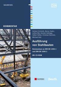 Ausfuhrung von Stahlbauten