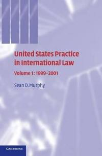 United States' Practice in International Law