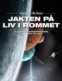 Jakten på liv i rommet - Gorm Palmgren | Inprintwriters.org