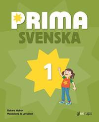 Prima Svenska 1 Basbok