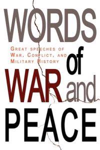 Words of War and Peace