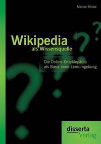 Wikipedia ALS Wissensquelle