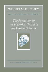 The Formation of the Historical World in the Human Sciences