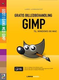 Gratis billedbehandling med GIMP