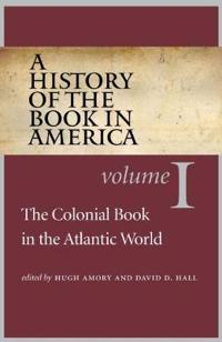 A A History of the Book in America