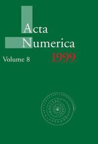 Acta Numerica 1999