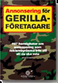 Annonsering för gerillaföretagare