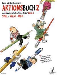 Piano Kids Book 2: German Language