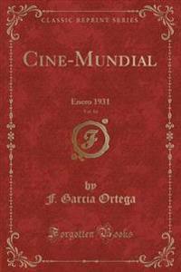 Cine-Mundial, Vol. 16
