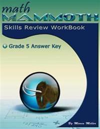 Math Mammoth Grade 5 Skills Review Workbook Answer Key