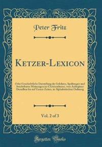 Ketzer-Lexicon, Vol. 2 of 3