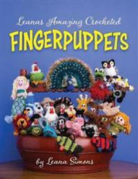Leanas Amazing Crocheted Fingerpuppets