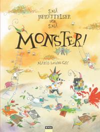 Små berättelser för små monster!