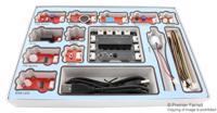 Micro:bit - Starter kit. Sensor pakke med 10 moduler