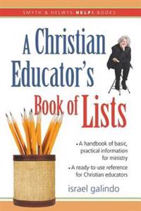 A Christian Educator's Book of Lists