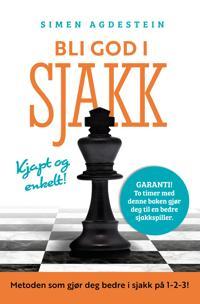 Bli god i sjakk - Simen Agdestein | Ridgeroadrun.org