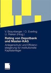 Rating Von Depotbank Und Master-kag