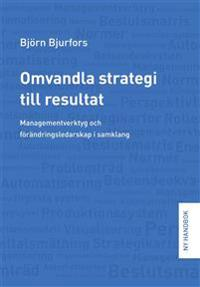 Omvandla strategi till resultat