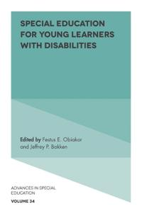 Special Education for Young Learners with Disabilities