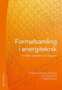 Formelsamling i energiteknik - Formler, tabeller och diagram