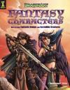 Dragonart Fantasy Characters