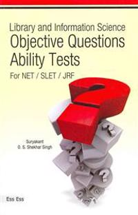 Library and Information Science Objective Ability Tests for Net/Slet/Jrf