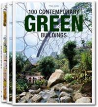 100 Contemporary Green Buildings / 100 Zeitgenossische Grune Bauten / 100 Batiments Verts Contemporains