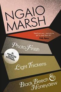 Photo-finish / light thickens / black beech and honeydew
