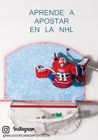 Aprender a Apostar En La NHL