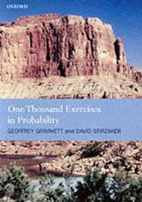 1000 Exercises in Probability