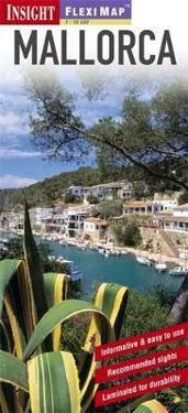 Mallorca FlexiMap karta : 1:200000