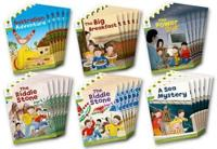 Oxford Reading Tree: Level 7: More Stories B: Class Pack of 36