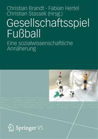 Gesellschaftsspiel Fussball