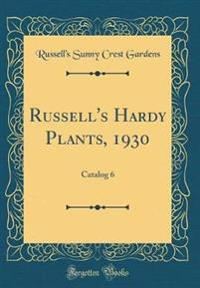 Russell's Hardy Plants, 1930