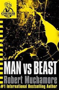 Cherub: man vs beast - book 6