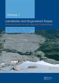 Landslides and Engineered Slopes, 2 Volume Set +CDROM