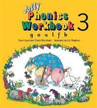 Jolly Phonics Workbook 3