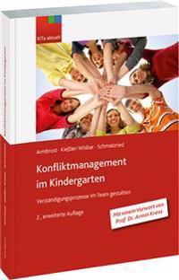 Konfliktmanagement im Kindergarten