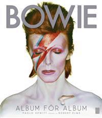 Bowie : album för album
