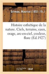 Histoire esthetique de la nature
