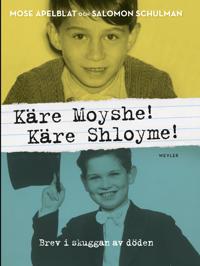 Käre Moyshe! Käre Shloyme! : brev i skuggan av döden