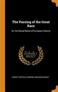 Passing of the Great Race