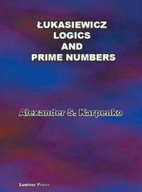 Lukasiewicz's Logics And Prime Numbers