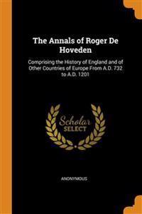 Annals of Roger De Hoveden