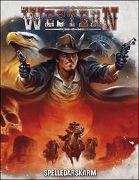 Western. Spelledarskärm