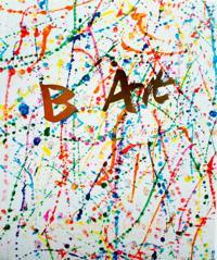 B Art : ungas konst - en metodbok