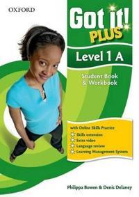 Got It! Plus: Level 1: Student Pack A